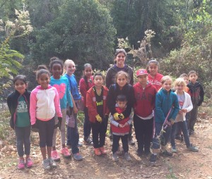 GHES LaAmistad invasive plants removal